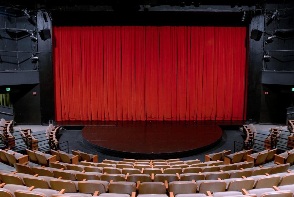 Cornish Playhouse Grand Curtain