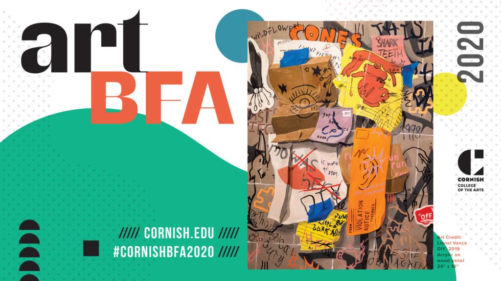 bfa art exhibition header