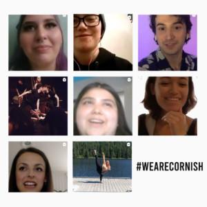 screen shots from wearecornish