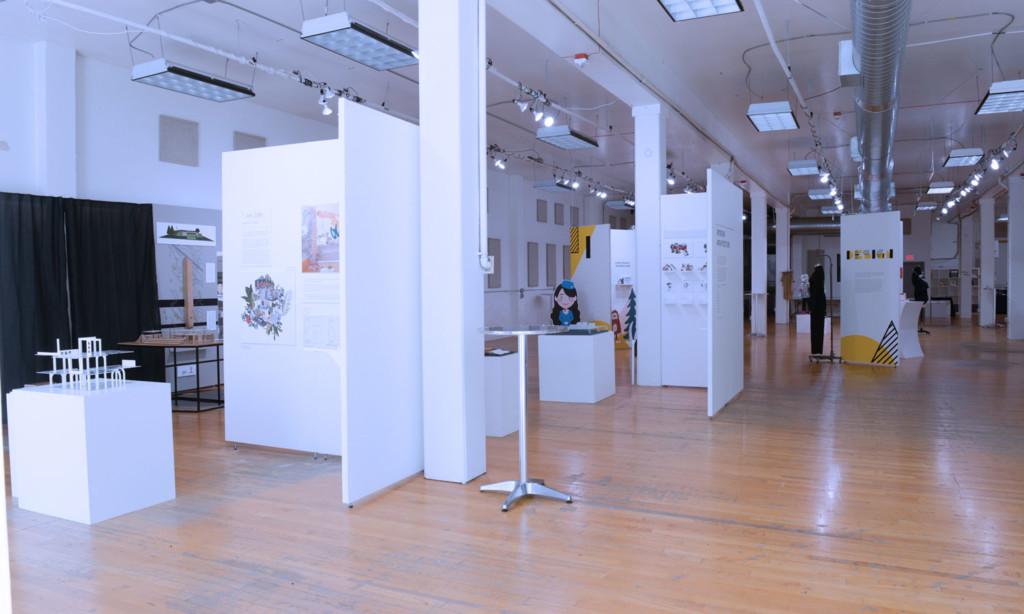 beebe gallery bfa exhibit