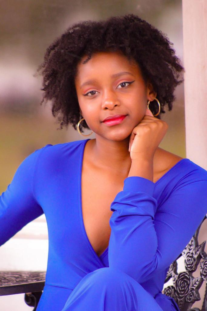 A profile photo of a woman.