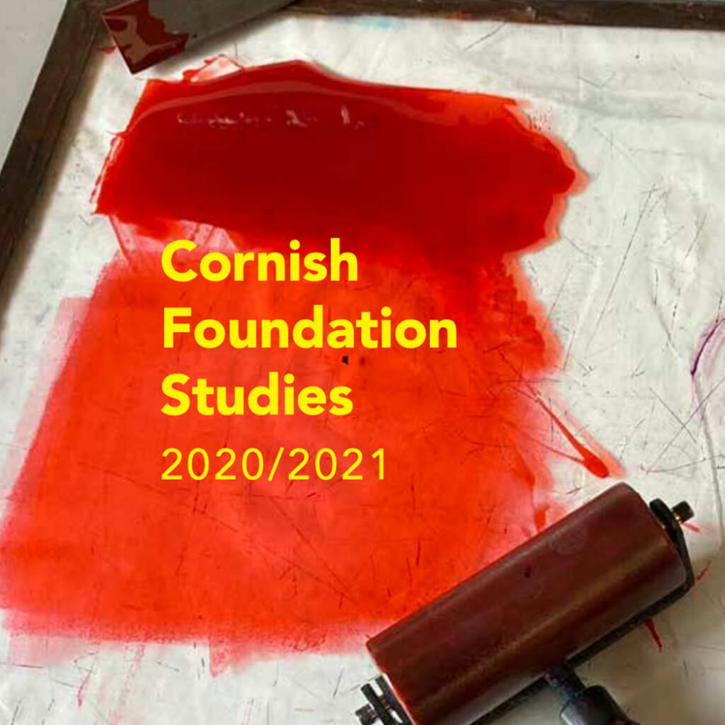 2020-2021 Cornish Foundation Studies
