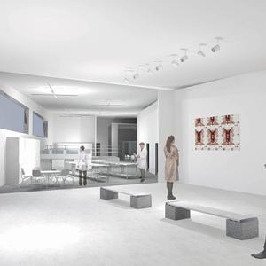 Interior Architecture Student Work