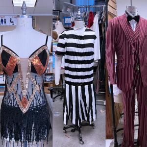 Chicago | Costume Design Work-in-Progress (Spring 2020)