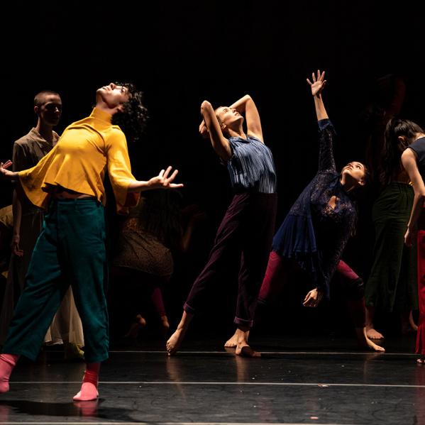 Dance Student Work